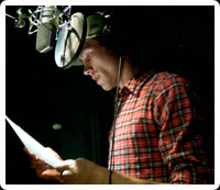 vocal recording artist